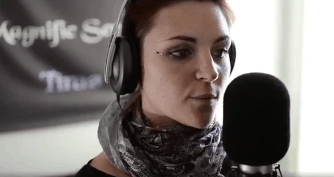 mlle Julie studio chanson micro orfeo'lab enregistrement arrangements