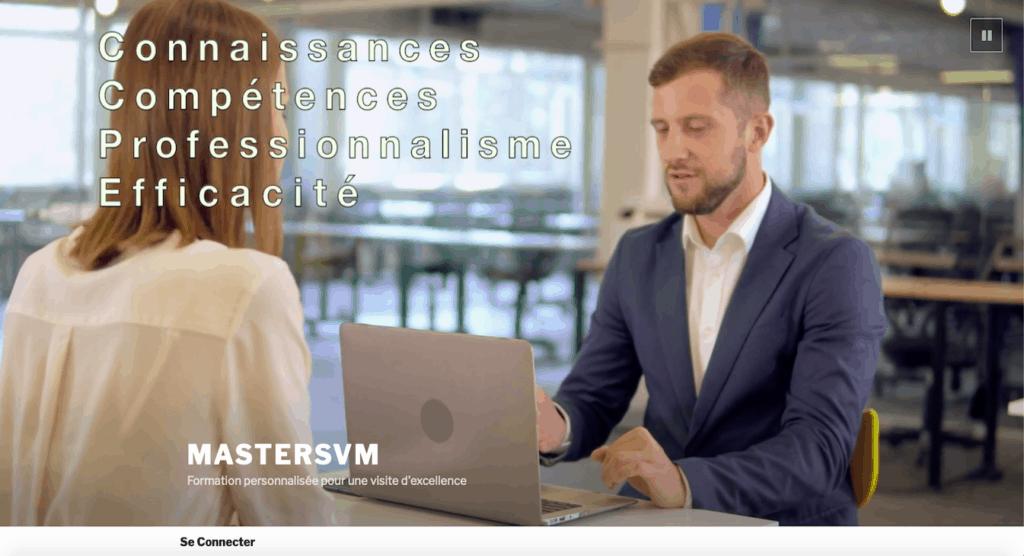 capture mastersvm.fr
