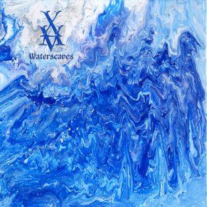 Xavier Boscher waterscapes album cover pochette peinture